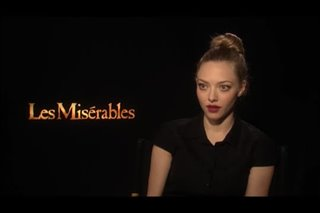 Amanda Seyfried (Les Misérables)- Interview Video Thumbnail
