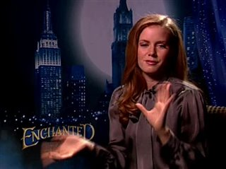 Amy Adams (Enchanted) - Interview Video Thumbnail