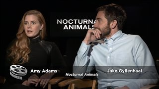 Amy Adams & Jake Gyllenhaal Interview - Nocturnal Animals Video Thumbnail