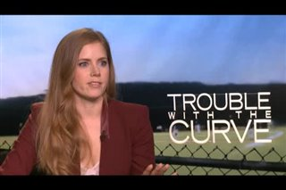 Amy Adams (Trouble with the Curve) - Interview Video Thumbnail