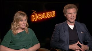 amy-poehler-will-ferrell-interview-the-house Video Thumbnail