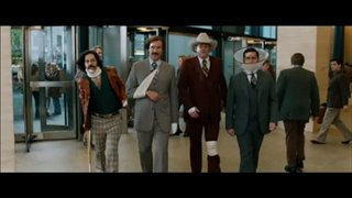 Anchorman 2: The Legend Continues Trailer Video Thumbnail