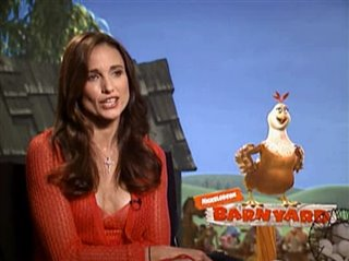 andie-macdowell-barnyard-the-original-party-animals Video Thumbnail
