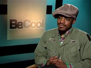 ANDRÉ BENJAMIN - BE COOL- Interview Video Thumbnail