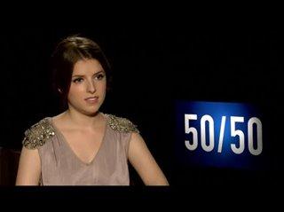 Anna Kendrick (50/50)- Interview Video Thumbnail