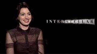 Anne Hathaway (Interstellar) - Interview Video Thumbnail
