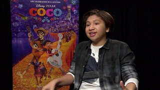 anthony-gonzalez-interview-coco Video Thumbnail