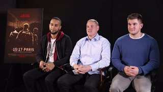 anthony-sadler-spencer-stone-alek-skarlatos-interview-the-1517-to-paris Video Thumbnail