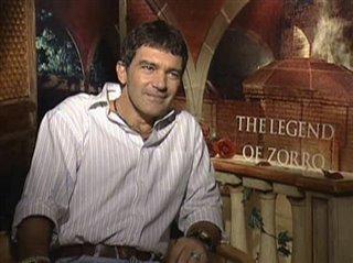 antonio-banderas-the-legend-of-zorro Video Thumbnail