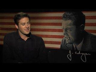 Armie Hammer (J. Edgar) - Interview Video Thumbnail