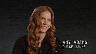 "Arrival Featurette - ""Amy Adams as Louise"" Video Thumbnail"