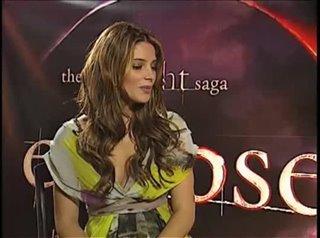Ashley Greene (The Twilight Saga: Eclipse) - Interview Video Thumbnail