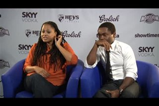 Ava DuVernay & David Oyelowo (Middle of Nowhere)- Interview Video Thumbnail