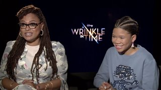 ava-duvernay-storm-reid-interview-a-wrinkle-in-time Video Thumbnail