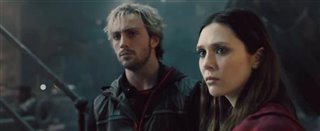 Avengers: Age of Ultron featurette - Meet Quicksilver & The Scarlet Witch Video Thumbnail