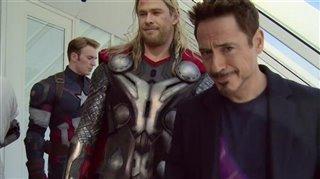 """Avengers: Age of Ultron featurette - """"Re-Assembled"""" Video Thumbnail"""