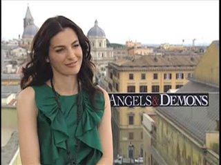 ayelet-zurer-angels-demons Video Thumbnail