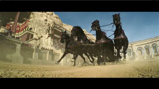 "Ben-Hur movie clip ""Chariot Race"" Video Thumbnail"