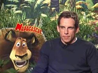 BEN STILLER - MADAGASCAR - Interview Video Thumbnail