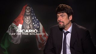 benicio-del-toro-interview-sicario-day-of-the-soldado Video Thumbnail