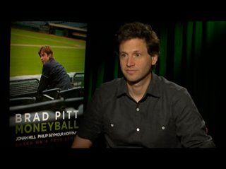 Bennett Miller (Moneyball) - Interview Video Thumbnail