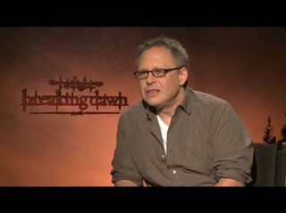 Bill Condon (The Twilight Saga: Breaking Dawn - Part 1)- Interview Video Thumbnail