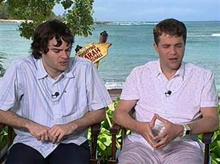 Bill Hader & Nicholas Stoller (Forgetting Sarah Marshall)- Interview Video Thumbnail