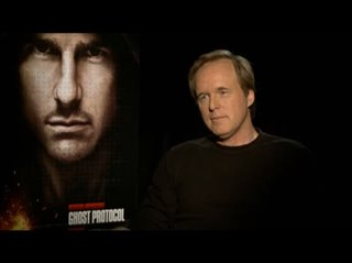 Brad Bird (Mission: Impossible - Ghost Protocol)- Interview Video Thumbnail