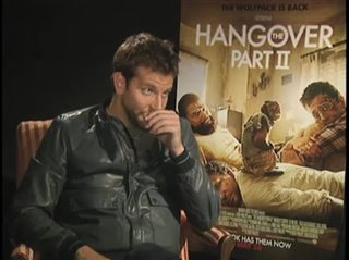 Bradley Cooper (The Hangover Part II) - Interview Video Thumbnail