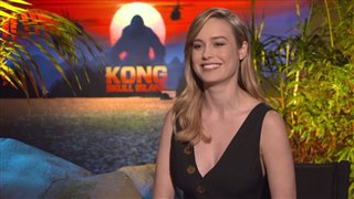 brie-larson-interview-kong-skull-island Video Thumbnail