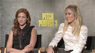 brittany-snow-anna-camp-interview-pitch-perfect-3 Video Thumbnail