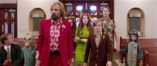 Captain Fantastic - Official Trailer Video Thumbnail