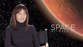 carla-gugino-interview-the-space-between-us Video Thumbnail