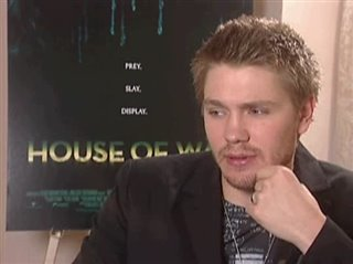 chad-michael-murray-house-of-wax Video Thumbnail