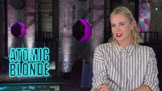 charlize-theron-interview-atomic-blonde Video Thumbnail