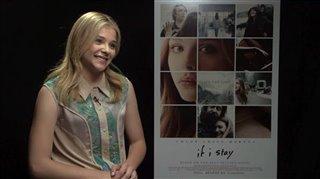Chloë Grace Moretz (If I Stay)- Interview Video Thumbnail