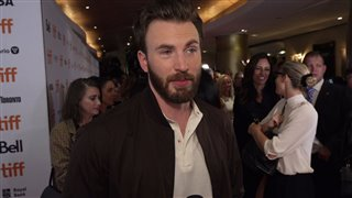 chris-evans-talks-knives-out-at-tiff-2019 Video Thumbnail