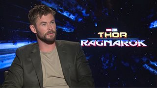 chris-hemsworth-interview-thor-ragnarok Video Thumbnail