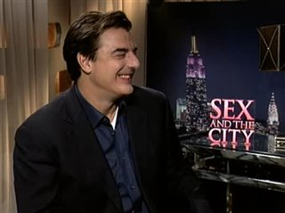 Chris Noth (Sex and the City)- Interview Video Thumbnail
