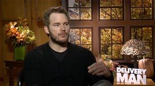 Chris Pratt (Delivery Man) - Interview Video Thumbnail