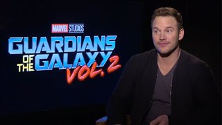 chris-pratt-interview-guardians-of-the-galaxy-vol-2 Video Thumbnail