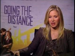 Christina Applegate (Going the Distance)- Interview Video Thumbnail