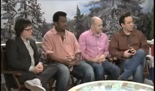 Clark Duke, Craig Robinson, Rob Corddry & John Cusack (Hot Tub Time Machine)- Interview Video Thumbnail