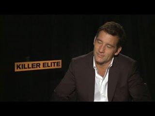 Clive Owen (Killer Elite)- Interview Video Thumbnail
