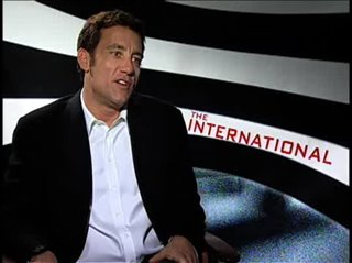 Clive Owen (The International)- Interview Video Thumbnail