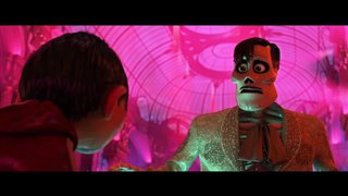"Coco Movie Clip - ""A Great Great Rescue"" Video Thumbnail"