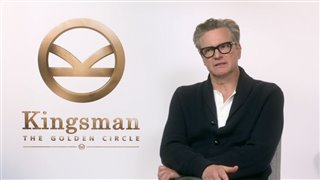 colin-firth-interview-kingsman-the-golden-circle Video Thumbnail
