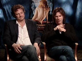 COLIN FIRTH & KEVIN BACON - WHERE THE TRUTH LIES - Interview Video Thumbnail