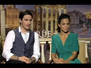 colin-odonoghue-alice-braga-the-rite Video Thumbnail