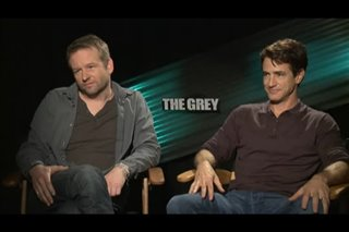Dallas Roberts & Dermot Mulroney (The Grey)- Interview Video Thumbnail